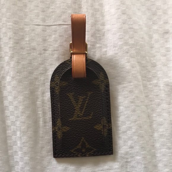 "0de5131082c5 Louis Vuitton Accessories - LV luggage Tag ""Limited Edition"" Monogram"